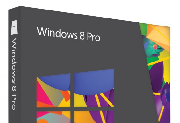 Actualiza a Windows 8 Pro