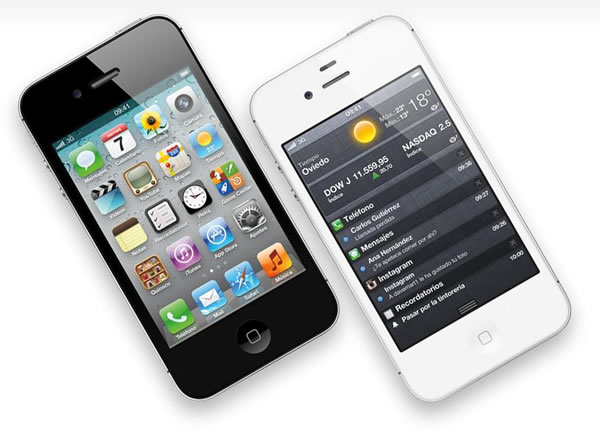 Oferta iPhone 4S 16GB libre