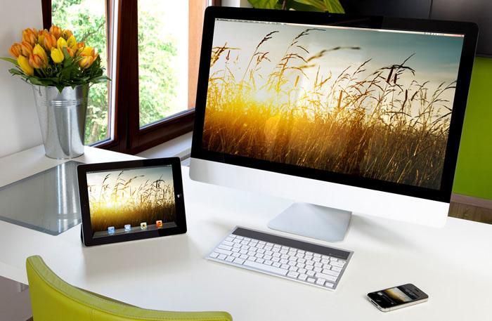 Oferta Logitech Wireless Keyboard K760 Mac