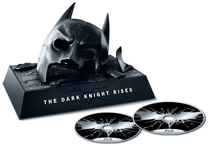Oferta El caballero oscuro la leyenda renace Blu-ray