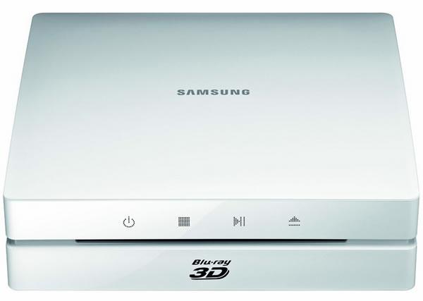 Reproductor Blu-ray 3D Samsung BD-ES6000E