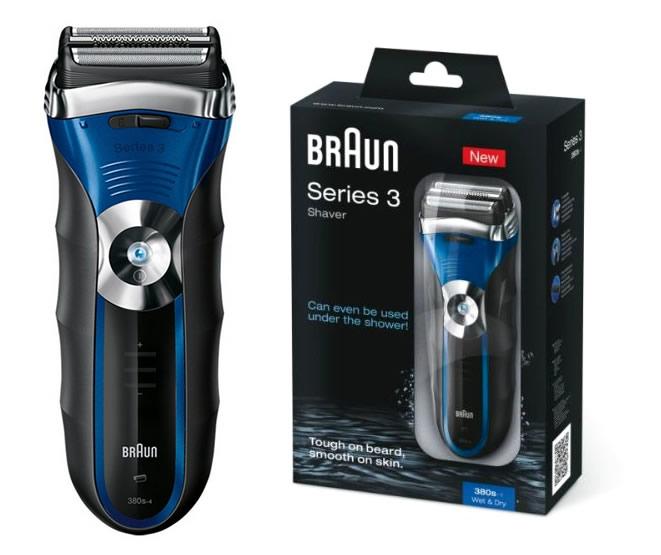 Oferta Braun series 3 380s