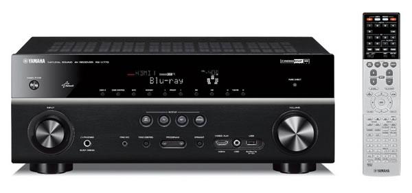 Oferta receptor AV Yamaha