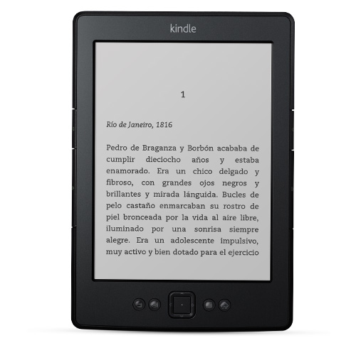 Oferta Kindle Amazon