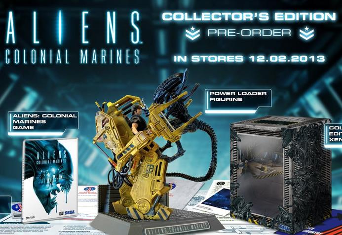 Oferta Aliens Colonial Marines Coleccionista
