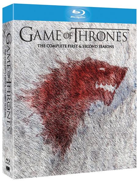 Oferta Juego de Tronos Pack Blu-ray