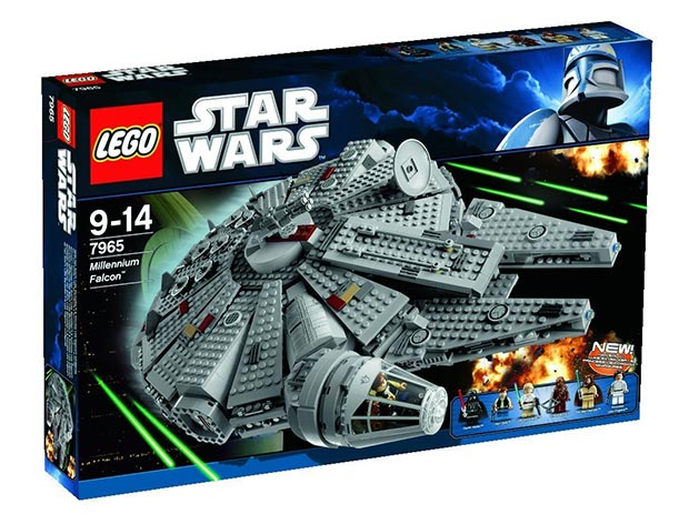 LEGO Star Wars descuento Halcón Milenario