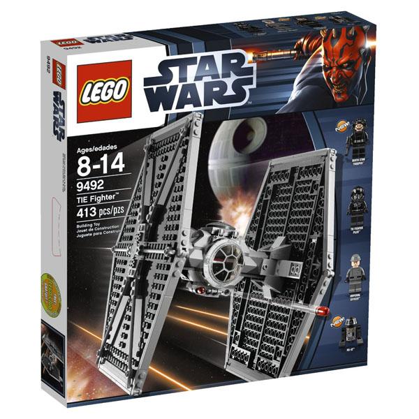 LEGO Star Wars descuento TIE Fighter