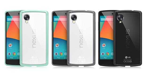 La mejor funda que podrás encontrar para el Nexus 5, a la mitad de precio