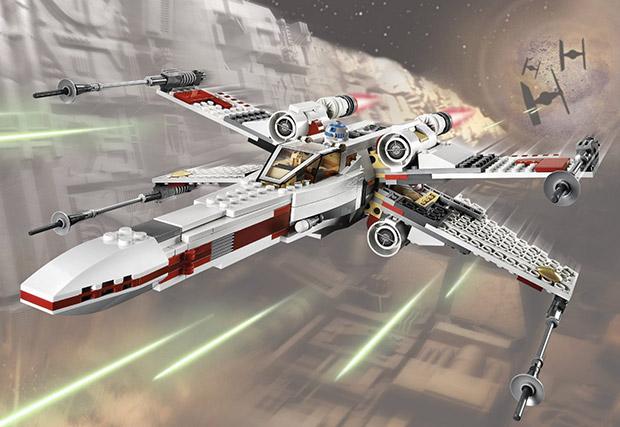 Suculentos descuentos de Amazon en LEGO Star Wars