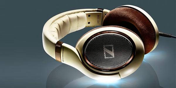 Auriculares Sennheisser HD 598 rebajados en Amazon
