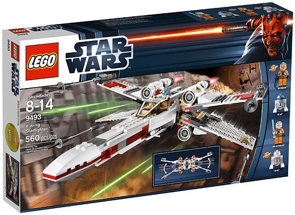 LEGO Star Wars descuento X-Wing Starfighter