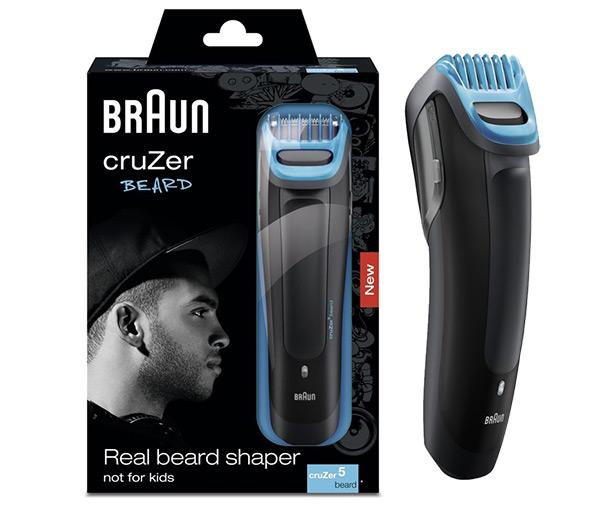 descuento-recortadora-barba-braun-cruzer-5-beard