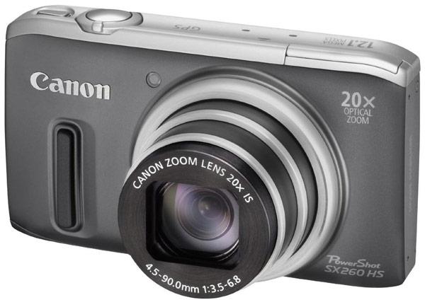 oferta-camara-canon-powershot-sx260-hs