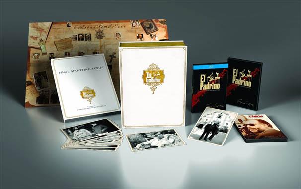 Blu-ray El padrino 40 aniversario
