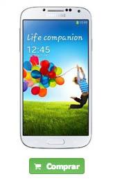 Samsung Galaxy S4 blanco