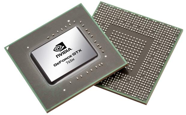 Portátil con Geforce GTX 764m