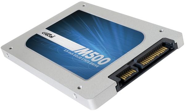 SSD barato Crucial