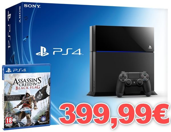 PACK PS4 ASASSIN'S CREED 4