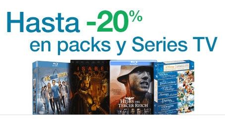 Packs Blu-rays baratos