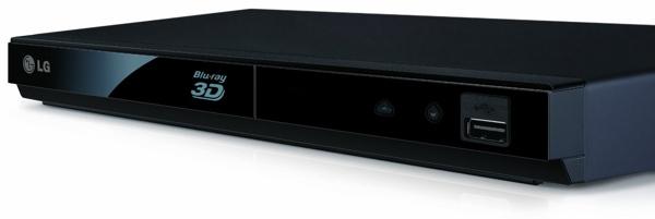 Reproductor Blu-ray 3D con pelis gratis