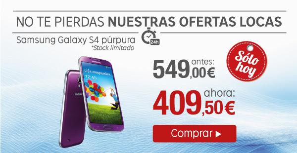 Galaxy S4 barato