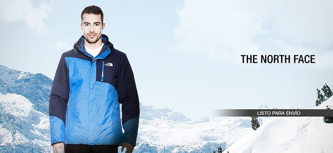The North Face ofertas