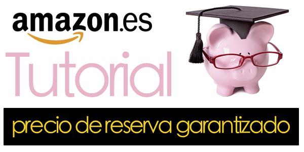 Precio mínimo garantizado en Amazon