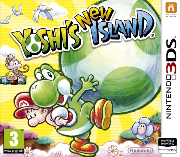 Yoshis New Island barato