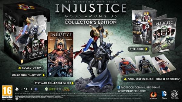 Injustice Coleccionista