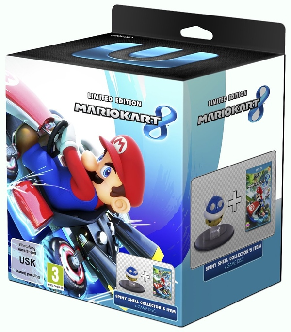 Mario Kart 8 Limitada