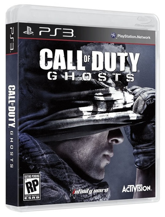 COD Ghosts PS3