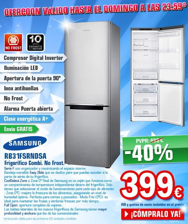 Frigorífico Combi Samsung A+