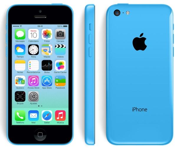Oferta iPhone 5C