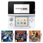 Oferta Nintendo 3DS blanca