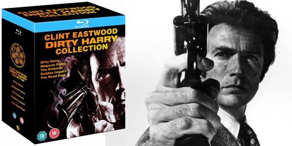 Pack Harry El Sucio Blu-ray barato