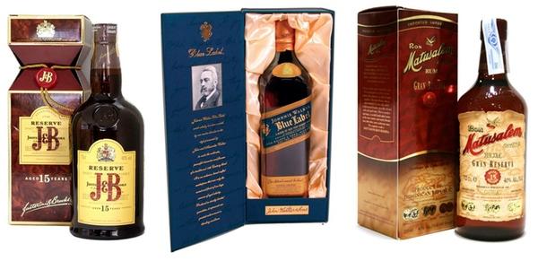 Oferta Whisky Gran Reserva