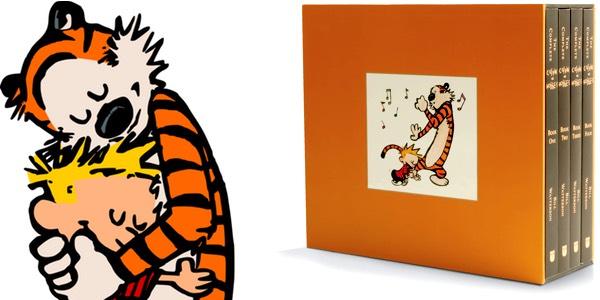 Pack Calvin and Hobbes colección completa