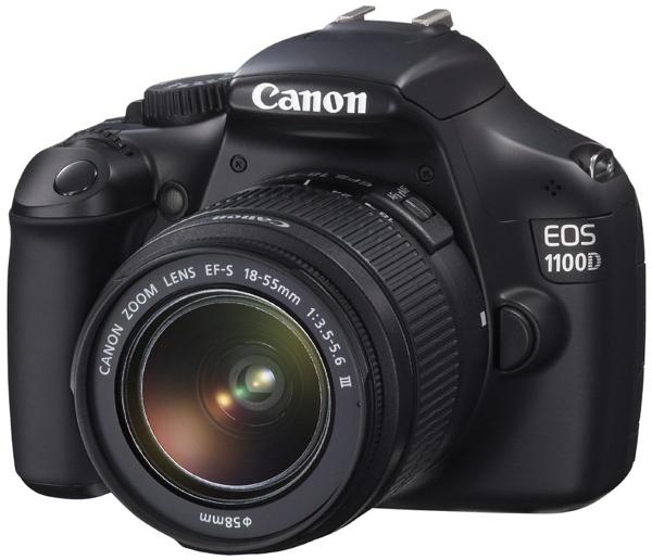 Canon EOS 1100D barata