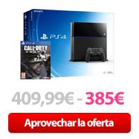 Oferta PS4 cupón Rakuten