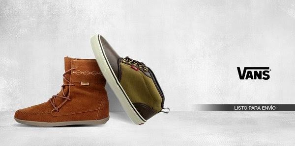Zapatillas Vans baratas