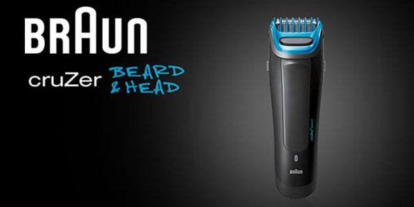 Oferta Braun Cruzer 5 Beard