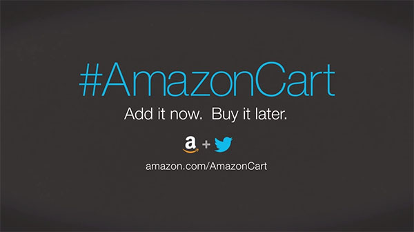 Amazoncart compra desde twitter