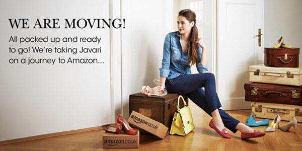 Javari se integra con Amazon