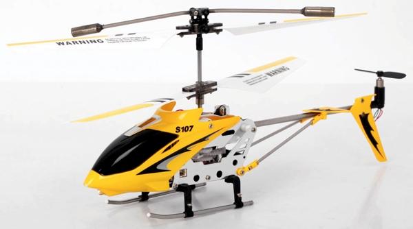 Helicóptero RC Syma S107G barato