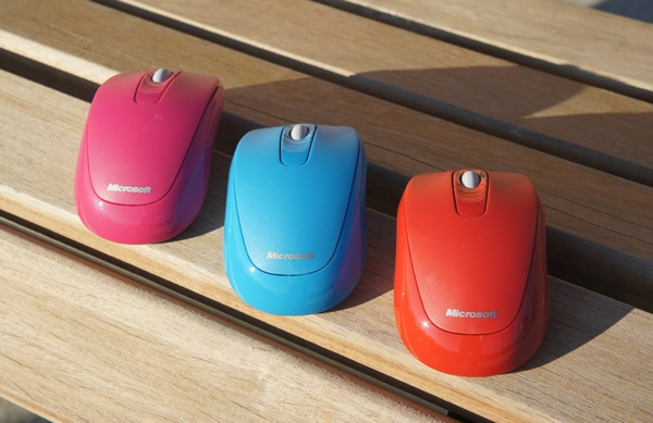 Oferta ratón Microsoft 1000