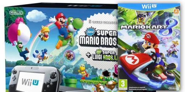 Nintendo Wii U barata
