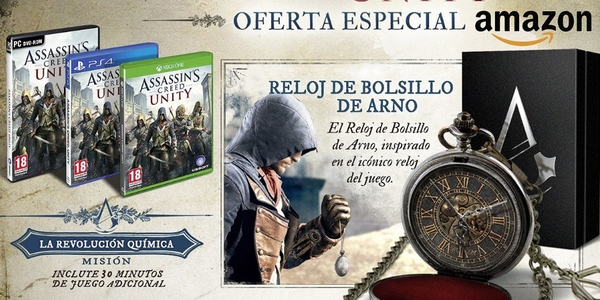 Assassin's Creed Unity Oferta especial Amazon