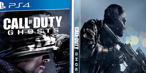 Call of Duty Ghosts  PS4 barato