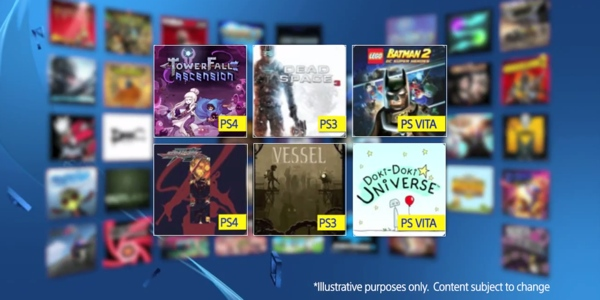 Juegos gratis PS Plus julio